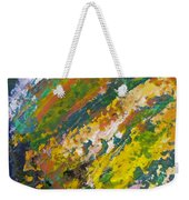 Abstract Piano 3 Weekender Tote Bag