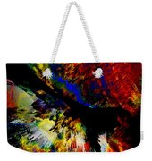 Abstract Pm Weekender Tote Bag