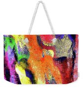 Abstract Poster Weekender Tote Bag