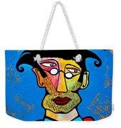 Abstract Professor Weekender Tote Bag