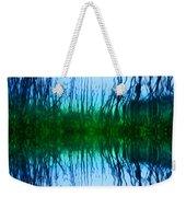 Abstract Reeds No. 1 Weekender Tote Bag