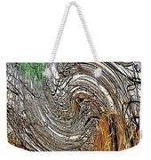 Abstract Reeds Weekender Tote Bag