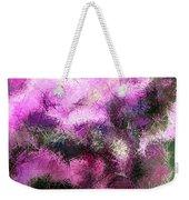 Abstract Rhythm Weekender Tote Bag