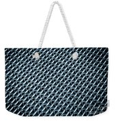 Abstract Rubber And Iron Mat Weekender Tote Bag