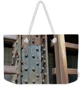 Abstract Rust 1 Weekender Tote Bag
