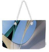 Abstract Sailcloth Ycc103 Weekender Tote Bag