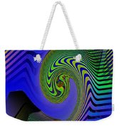 Abstract Scrapers Weekender Tote Bag