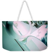 Abstract Sculpture 2 Weekender Tote Bag