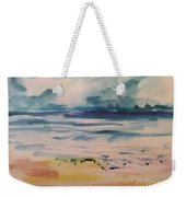 Abstract Seascape Weekender Tote Bag