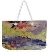 Abstract Series Dreaming Weekender Tote Bag