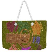 Abstract Shapes Weekender Tote Bag