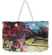 Abstract Sketch18 Weekender Tote Bag