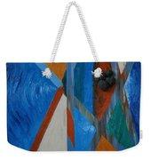 Abstract Space Weekender Tote Bag