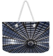 Abstract Spiderweb View Of A Central Tower Skylight At The World Weekender Tote Bag