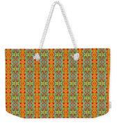 Abstract Square 56 Weekender Tote Bag