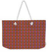 Abstract Square 16 Weekender Tote Bag
