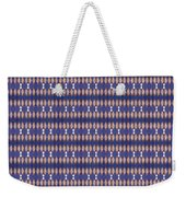 Abstract Square 20 Weekender Tote Bag