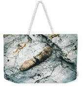 Abstract Surface Limestone With Rocks Weekender Tote Bag
