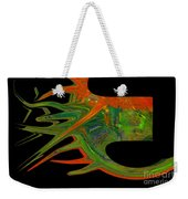 Abstract Tenticles Weekender Tote Bag