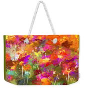Abstract Thought Processes Weekender Tote Bag