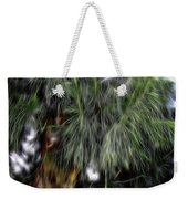 Abstract Tree 8 Weekender Tote Bag