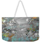 Abstract Tree Art 1 Weekender Tote Bag