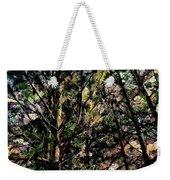 Abstract Trees 691 Weekender Tote Bag