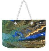Abstract Underwater View Weekender Tote Bag