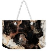 Abstract Universe Planet 5 Weekender Tote Bag