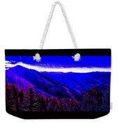 Abstract Views Weekender Tote Bag
