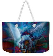 Abstract Visual Weekender Tote Bag