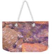 Abstract Water Art II Weekender Tote Bag