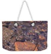 Abstract Water Art Iv Weekender Tote Bag