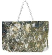 Abstract Water Art V Weekender Tote Bag