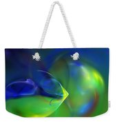 Abstract Water World 040411 Weekender Tote Bag