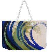 Abstract Waves Weekender Tote Bag