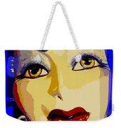 Abstract Woman #2 Weekender Tote Bag
