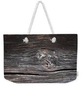 Abstract Wood Background  Weekender Tote Bag
