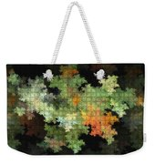 Abstract World Weekender Tote Bag