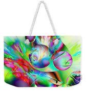 Abstract051710b Weekender Tote Bag