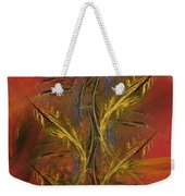 Abstraction 072011 Weekender Tote Bag