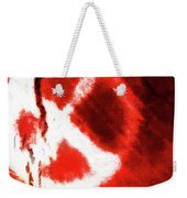 Abstraction #1 Weekender Tote Bag
