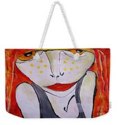 Abstraction 1718 Weekender Tote Bag