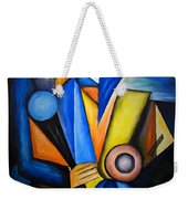 Abstraction 1720 Weekender Tote Bag