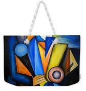 Abstraction 1721 Weekender Tote Bag
