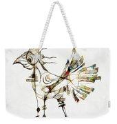 Abstraction 2185 Weekender Tote Bag