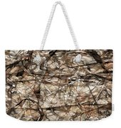 Abstraction 2339 Weekender Tote Bag
