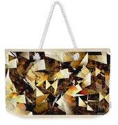 Abstraction 2398 Weekender Tote Bag