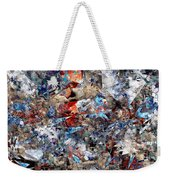 Abstraction 2400 Weekender Tote Bag