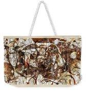Abstraction 2406 Weekender Tote Bag